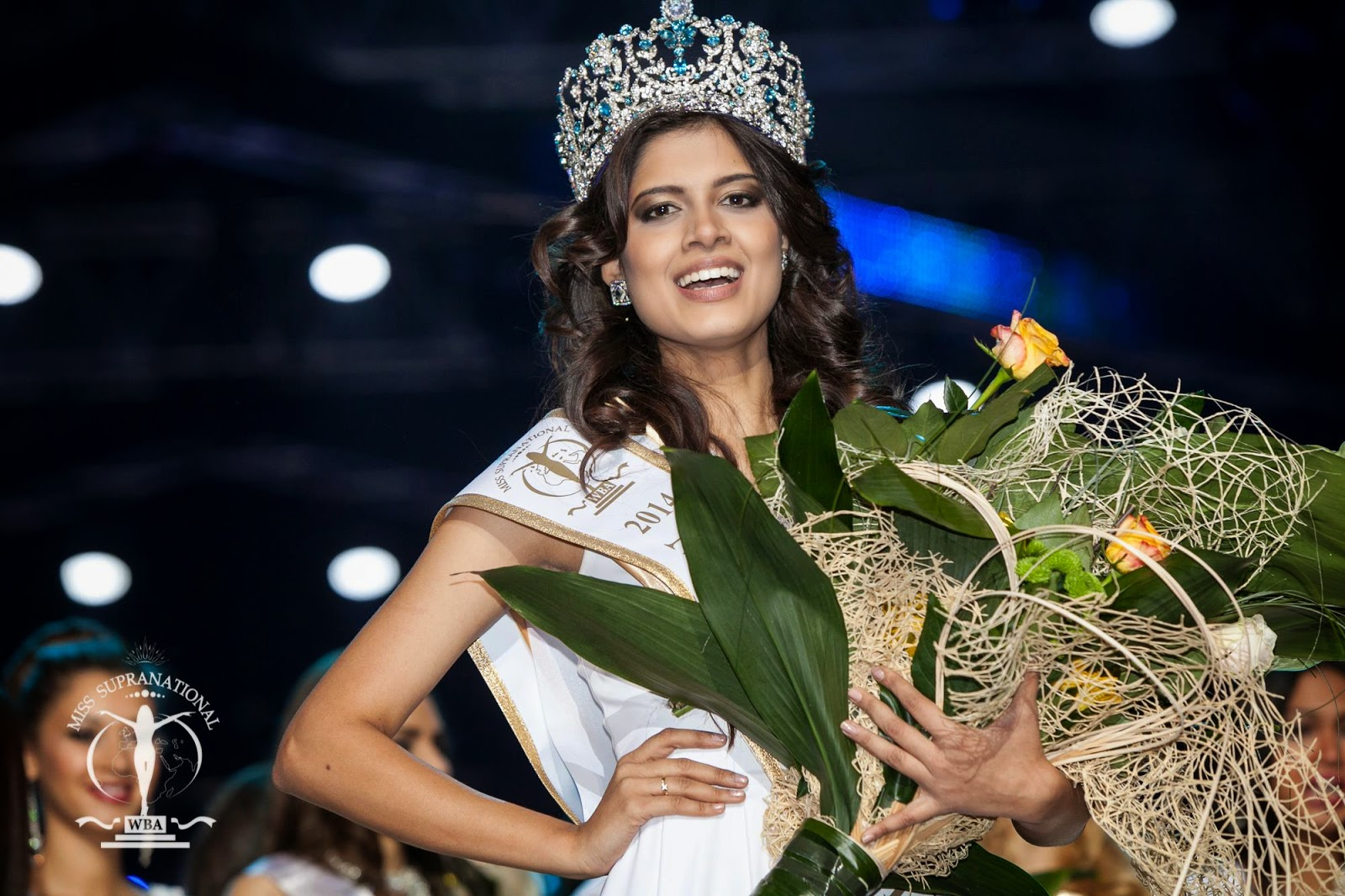 SASHES AND TIARAS..Miss Supranational 2014 Finals The