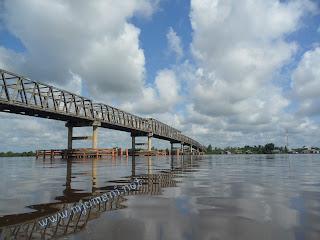 Foto Jembatan Pulau telo