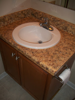 Sealing Granite Countertops Lowes : ... polycrylic seal. I do plan on staining the cabinets an expresso color
