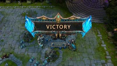 LOL VICTORY
