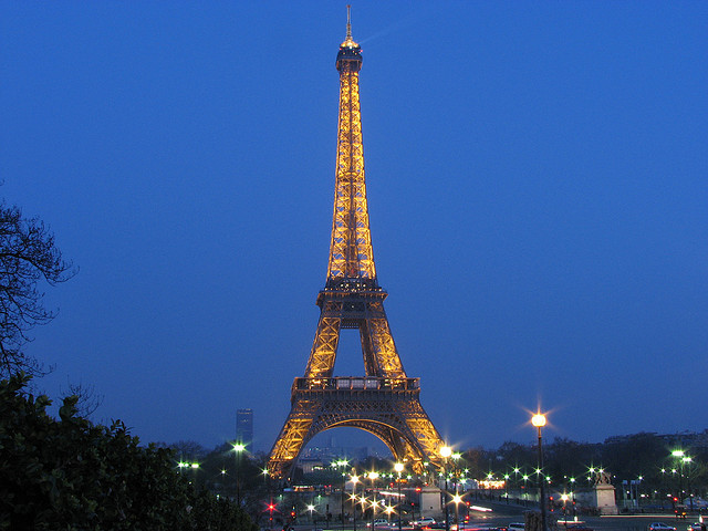 The World's Five Best Landmarks - Eiffel Tower, France