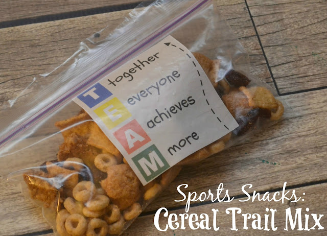 Safeway stock up sale, stock up sale, fall stock up sale, make your own trail mix, printables for snacks, fun printables, cereal trail mix, easy trail mix for kids, snack ideas for kids