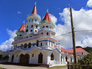 Kirche in Futuna