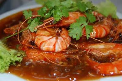 Resep Masakan Udang Asam Manis Nikmat