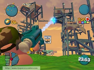 Worms 3D PC Games