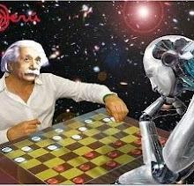 O Universo num jogo de Damas