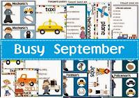 Busy September