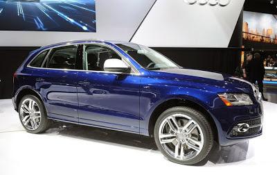 2014 Audi SQ5 ditches diesel, still packs a punch