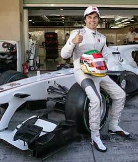 Segunda Temporada Checo Pérez F1