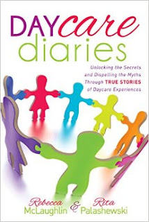 daycare diaries, daycare book, daycare myths, what to know about daycare