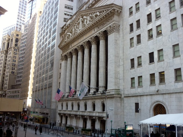 cosa vedere lower manhattan, wall street