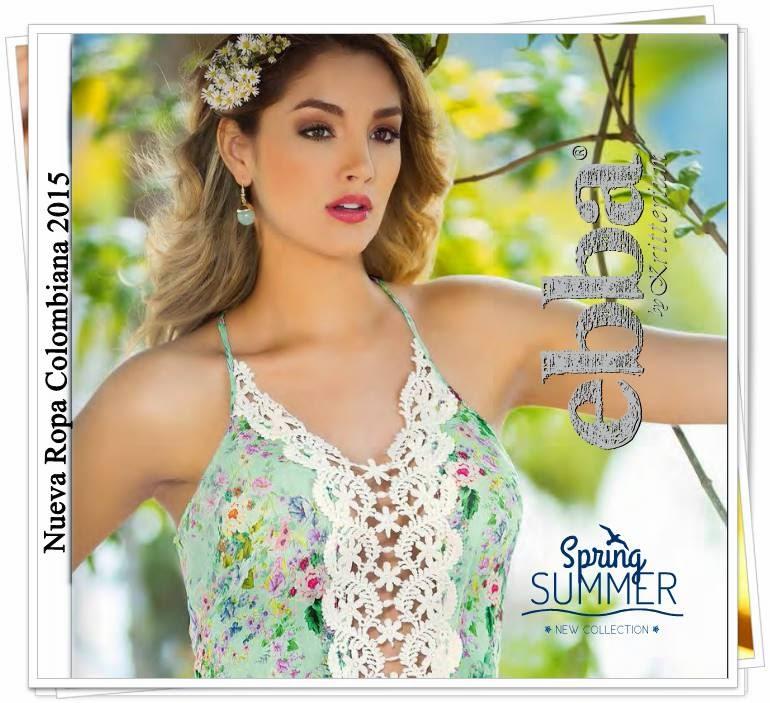 Catalogo de Ebba Spring Summer 2015