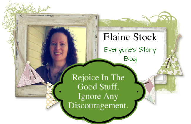 Elaine Stock--Author***Everyone's Story Blog