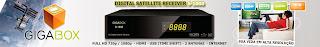 gigabox - NOVA ATUALIZAÇÃO GIGABOX S1000 HD DATA: 14/10/2013. Gigabox