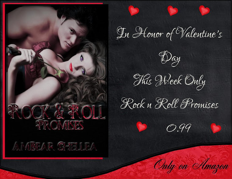 Rock and Roll Promises by Author AmBear Shellea