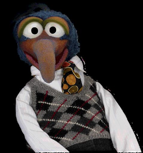 Muppets Gonzo 2009 - present