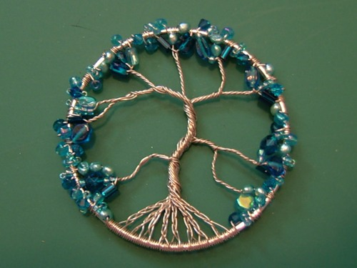 do it yourself how to make the amulet tree of life