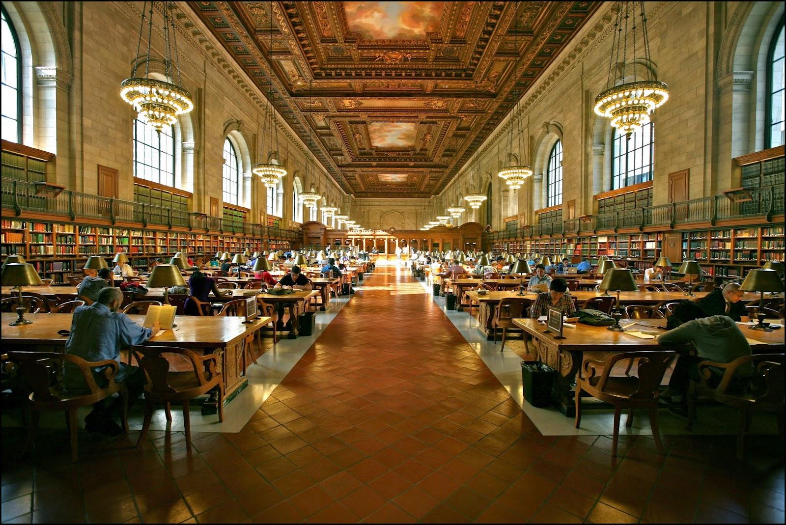 La boda Biblioteca Nyc