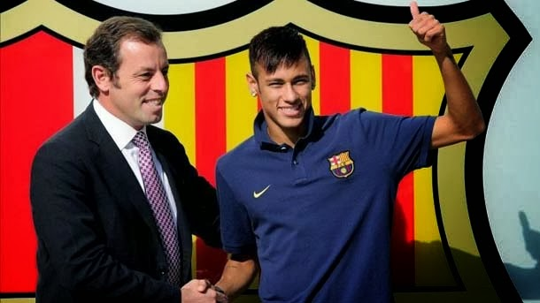 Rossell, Barcelona, FCB, Neymar, Controversy