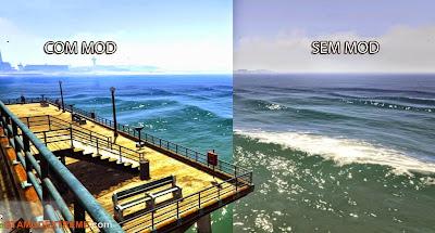 Baixar gráfico Vibrant Realism + True Colors + HDR Para GTA V