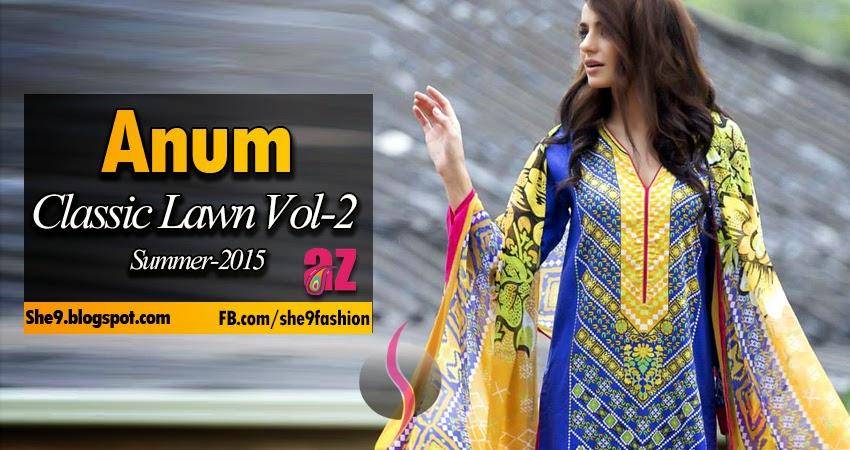 Anum Classic Lawn-Chiffon Dupatta Vol-2