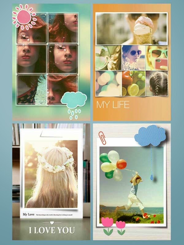 Apps de fotografía para iPhone, Photo Slice