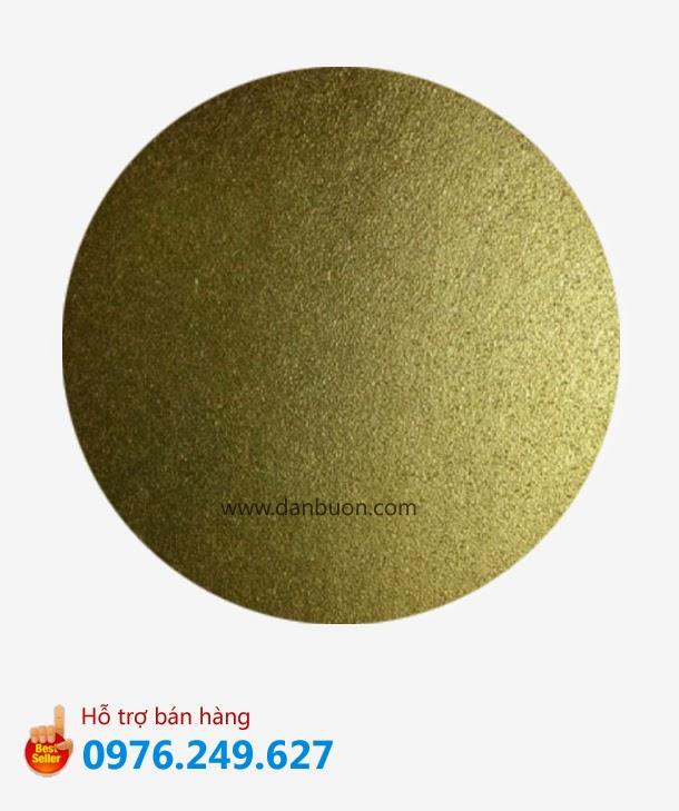 Mực UV sần