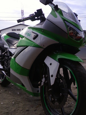 cutting sticker ninja 250
