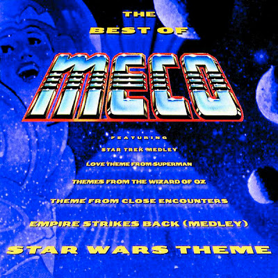 Disney Star Wars Meco disco music theme iTunes