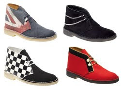 Clarks Originals introduce the Rock Royalty collection