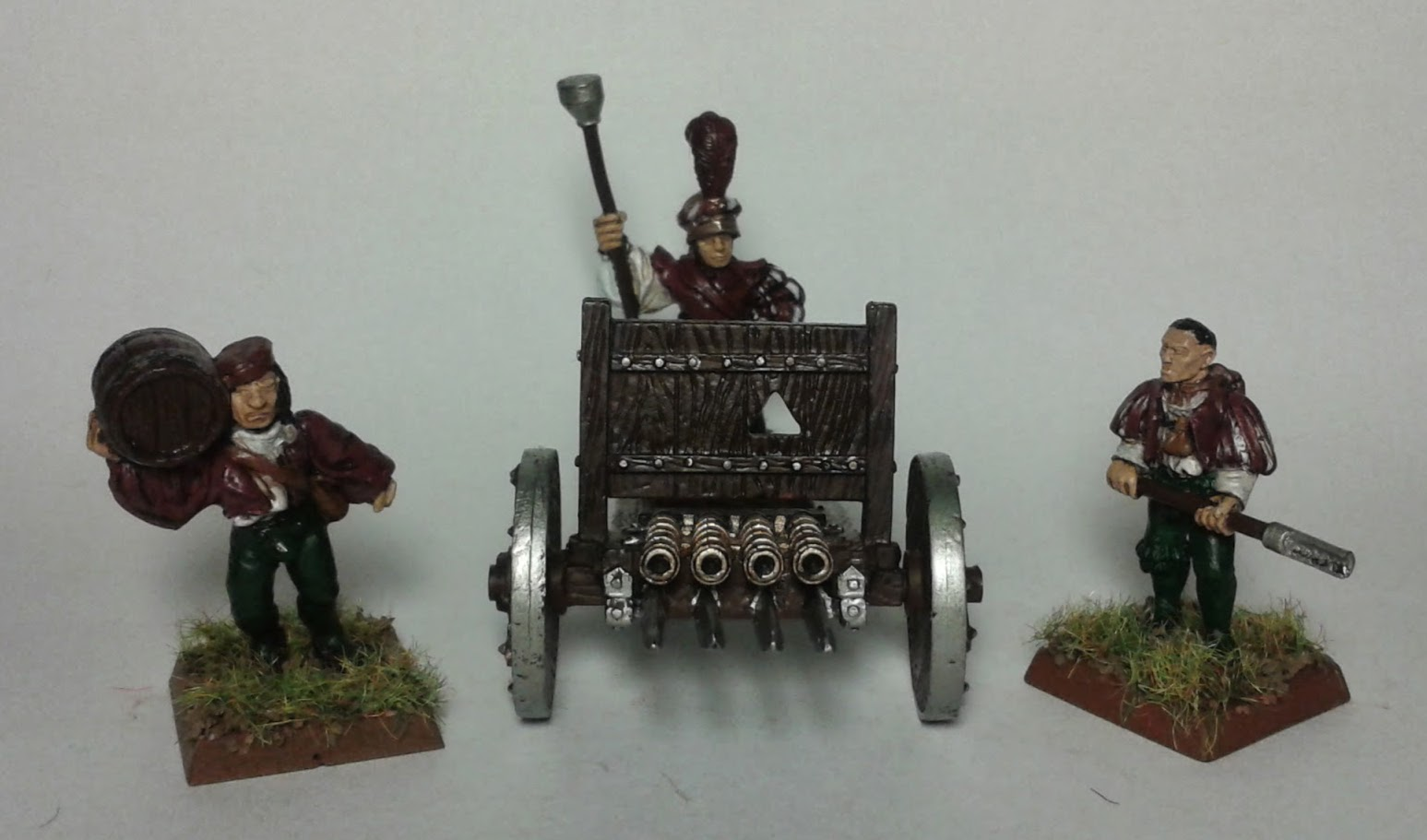 Warhammer armies project march 2014 for Warhammer online ror artisanat