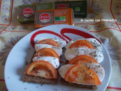 2 ricette veloci con il pane di segale pema