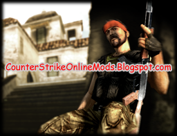 Download Guerilla Warfare from Counter Strike Online Character Skin for Counter Strike 1.6 and Condition Zero | Counter Strike Skin | Skin Counter Strike | Counter Strike Skins | Skins Counter Strike