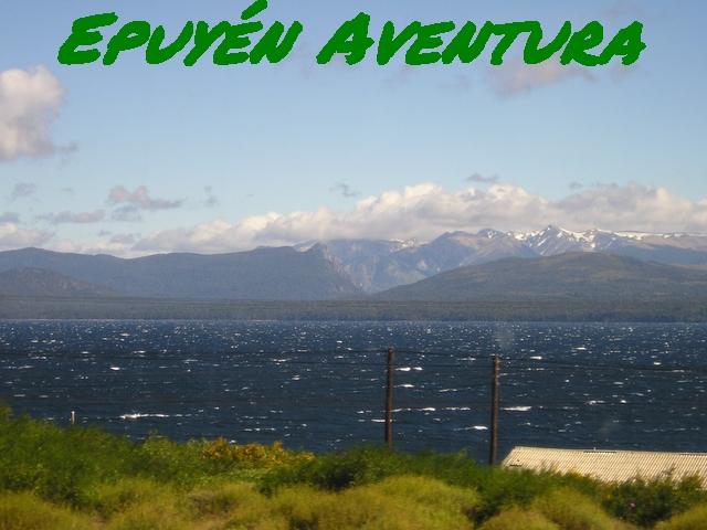 Lago Nahuel Huapi - Bariloche - Patagonia Andina