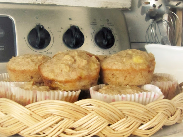 Back to School Cereal Muffins