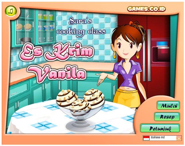 Kumpulan Game Permainan Memasak Online Gratis