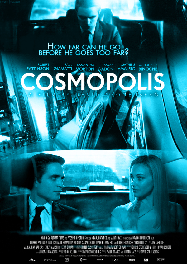 Watch Cosmopolis Movie Online Free 2012