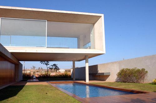 Osler House No Brasil Por Marcio Kogan Casa Design