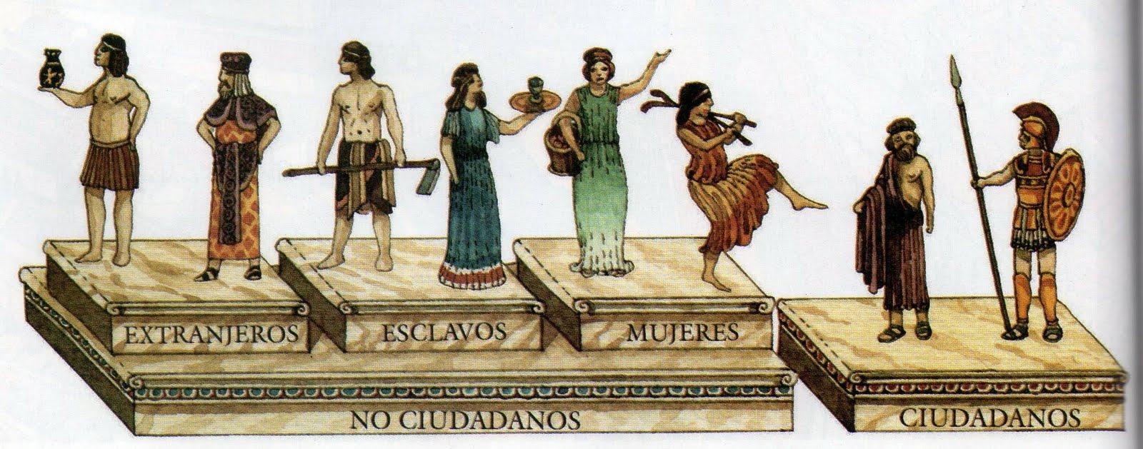 gobierno de la antigua atenas: