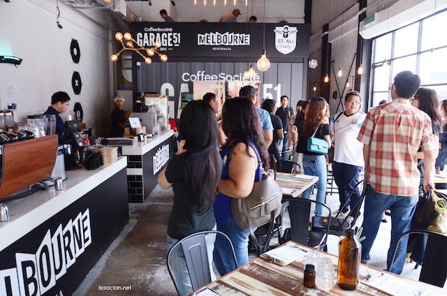 Garage 51 by Coffee Societe @ Bandar Sunway