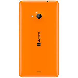 Microsoft Lumia 535 Dual SIM (rear)