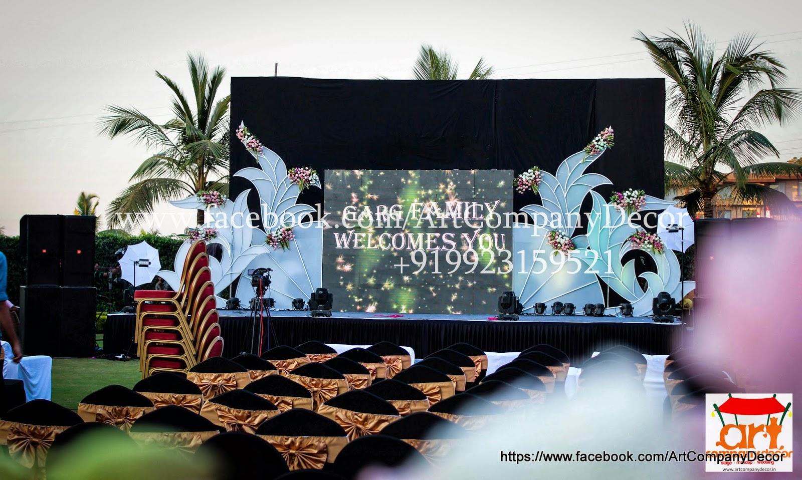 Wedding stage mandap decorators in pune art company decor mandap decorators in pune junglespirit Choice Image