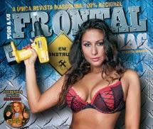 Anna Gomes Frontal Mag Dezembro 2013