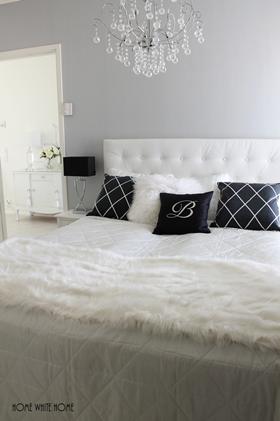 Oma koti - makuuhuone