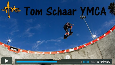 Tom Schaar, Encinitas, YMCA, Skateboarding videos
