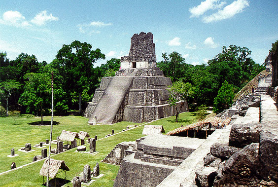 mayan civilization tikal Lasers reveal a maya civilization so dense it blew experts' minds image tikal, home to temples and palaces, is one of the best known maya sites in northern guatemala.