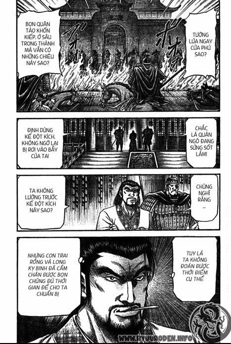 Chú Bé Rồng - Ryuuroden chap 194 - Trang 42