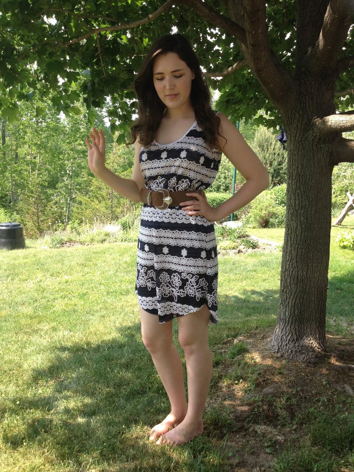 My Tank Dress from Sew Caroline – Emerald Erin