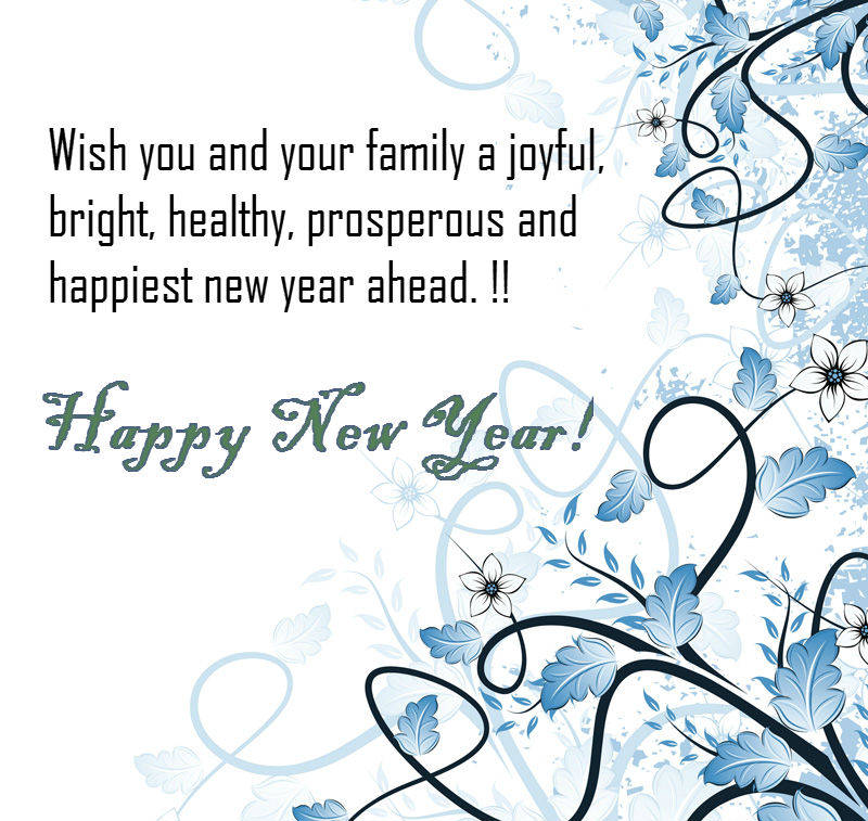 Happy New Year 2016 Wishes Quotes Messages ~ Happy New Year 2016 ...