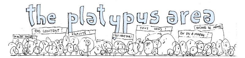 platypus area